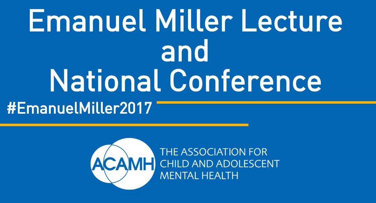 #EmanuelMiller2017, Eating Disorders, London, 10 March 2017